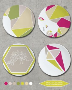 Custom Plate Design